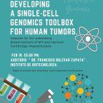 Frontiers in Genomics, Orr Ashenberg