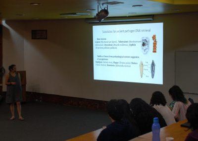 María Ávila, Frontiers in Genomics, 25 Feb 2020
